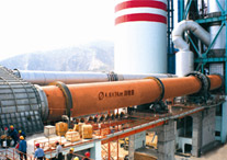 Limestone Calcination Plant